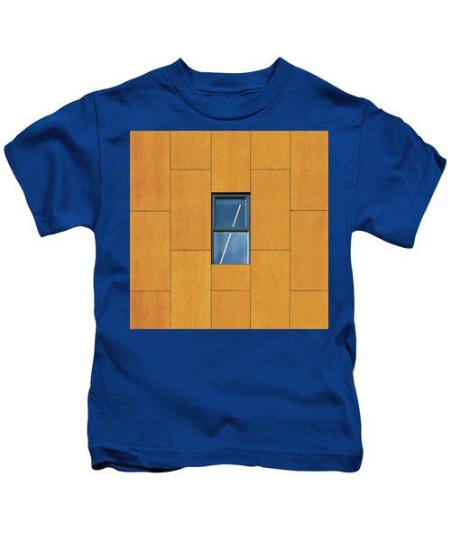 Manchester Windows 2 Kids T-Shirt