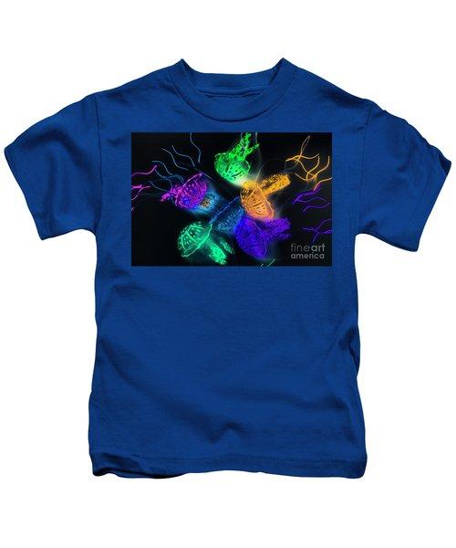 Marine Glow Kids T-Shirt