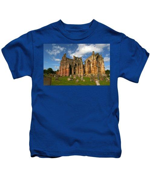 Melrose Abbey Kids T-Shirt