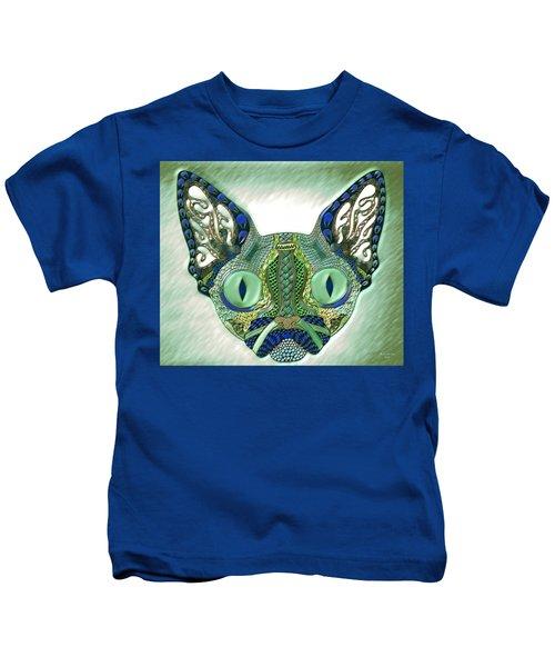 Meow Cat Kids T-Shirt