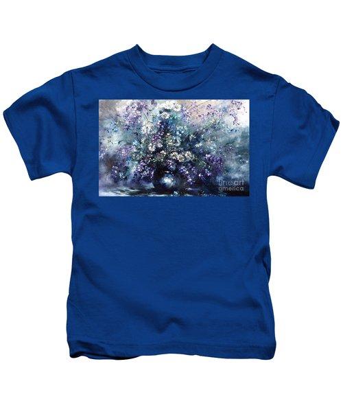 Mid Spring Blooms Kids T-Shirt