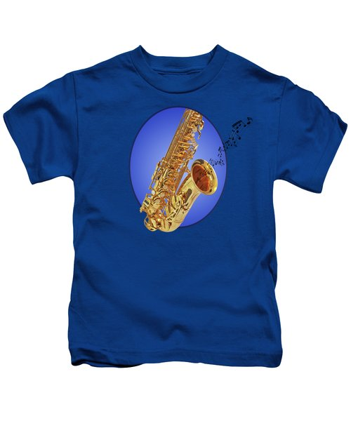 Midnight Blues Kids T-Shirt
