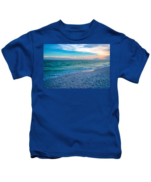 Miramar Blue  Kids T-Shirt