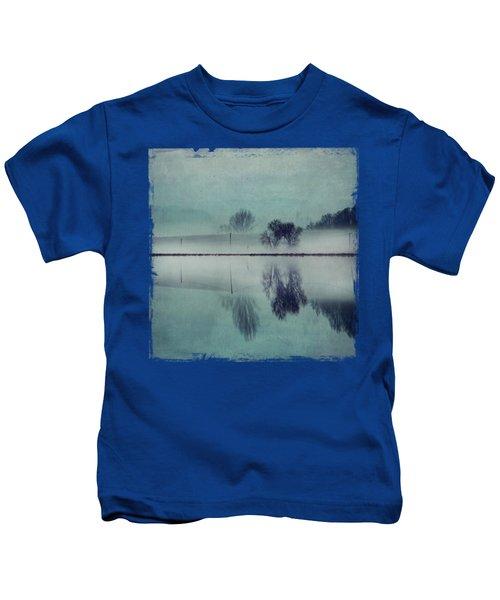Misty Mirror Kids T-Shirt