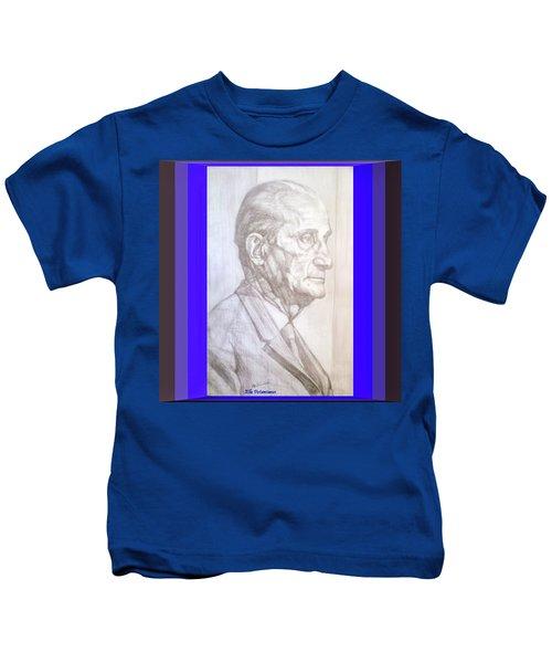 Model Framed Kids T-Shirt
