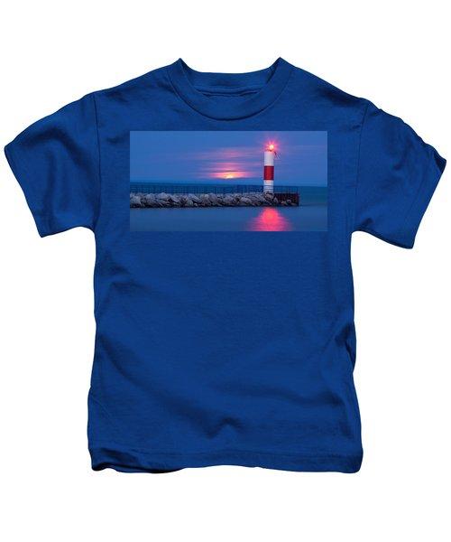 Moon Marker Kids T-Shirt