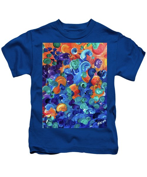 Moon Snails Back To School Kids T-Shirt