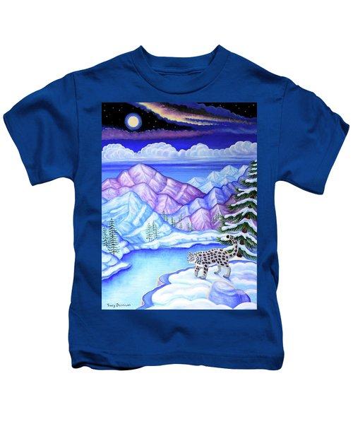 Moonlight Magic Kids T-Shirt