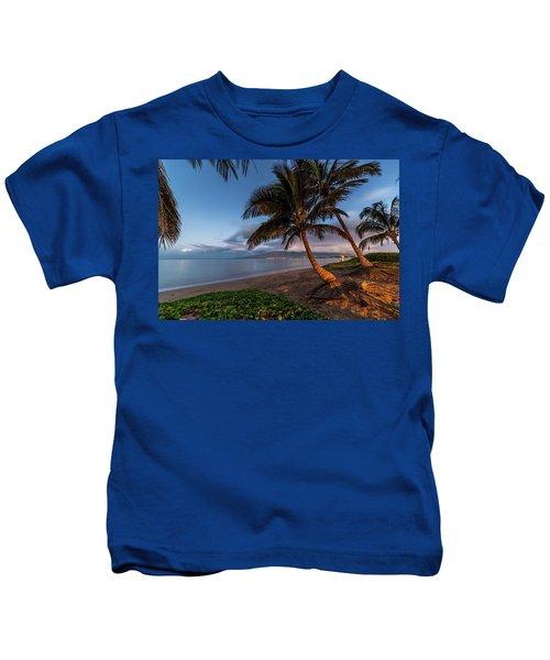 Morning Aloha Kids T-Shirt