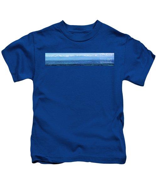 Mountain Scenery 16 Kids T-Shirt