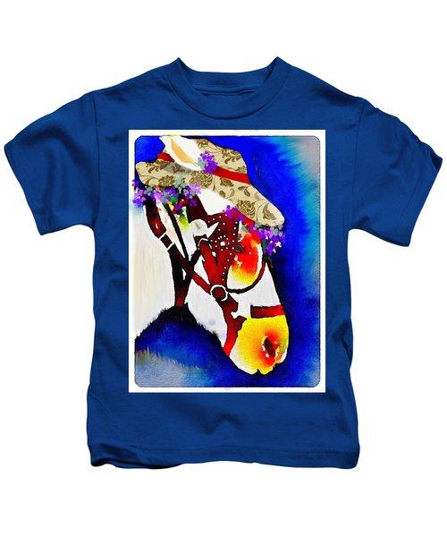 Mule Days Kids T-Shirt