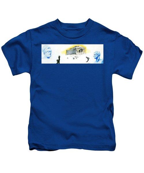 Mural Kids T-Shirt