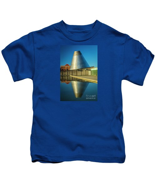 Museum Of Glass Tower Kids T-Shirt