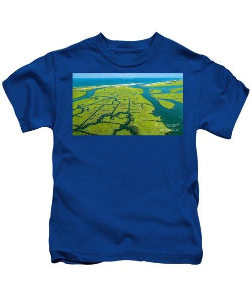 Natures Lines Kids T-Shirt