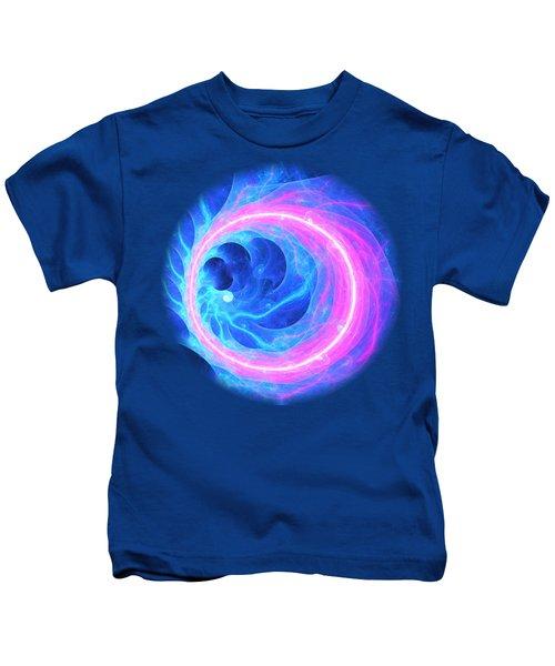 Neon Lights Kids T-Shirt