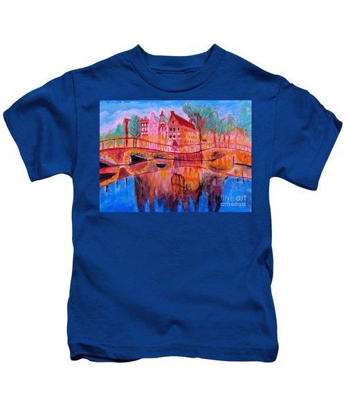 Netherland Dreamscape Kids T-Shirt