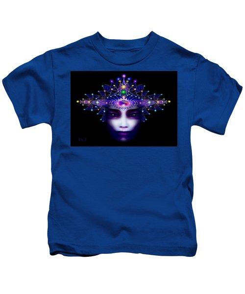 Celestial  Beauty Kids T-Shirt