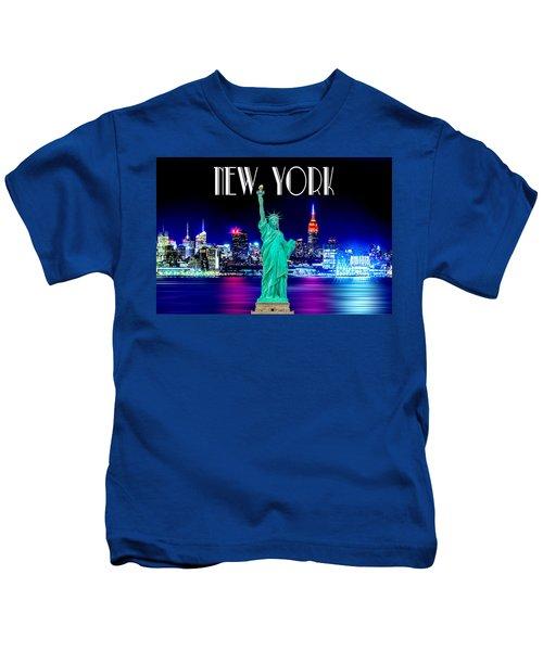 New York Shines Kids T-Shirt