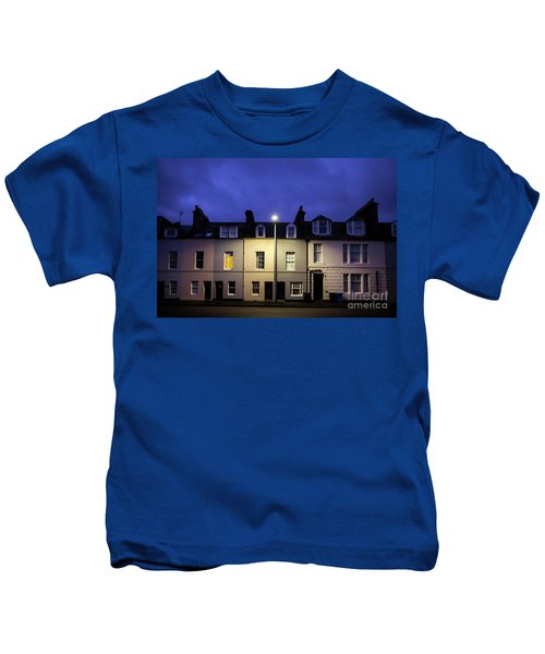 Night Darkens The Street Kids T-Shirt