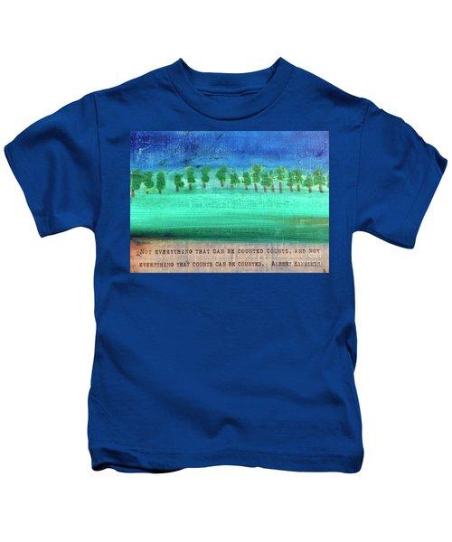 Not Everything Kids T-Shirt