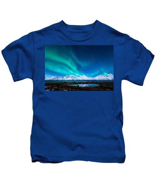 November Night Kids T-Shirt