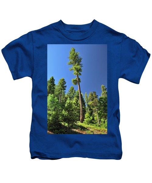Old Ponderosa Kids T-Shirt