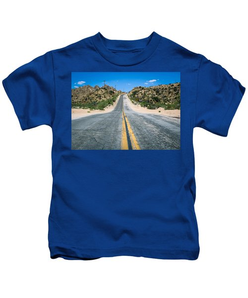 On The Road Again Kids T-Shirt