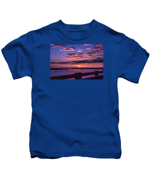 On The Road To Sanibel Kids T-Shirt