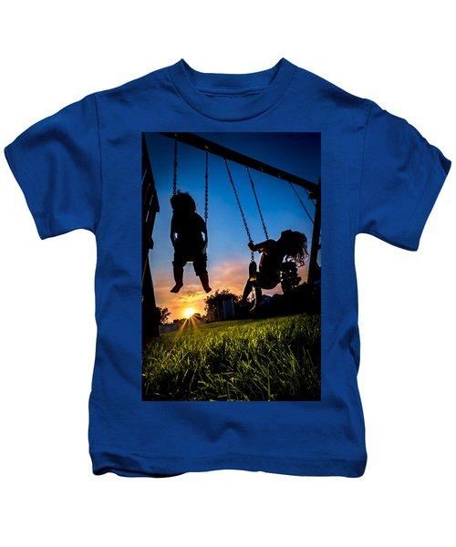 One Last Swing Kids T-Shirt