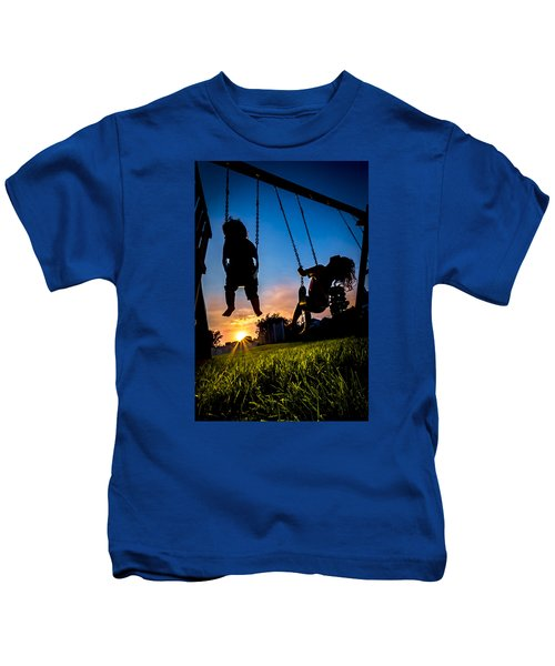 One Last Swing Kids T-Shirt