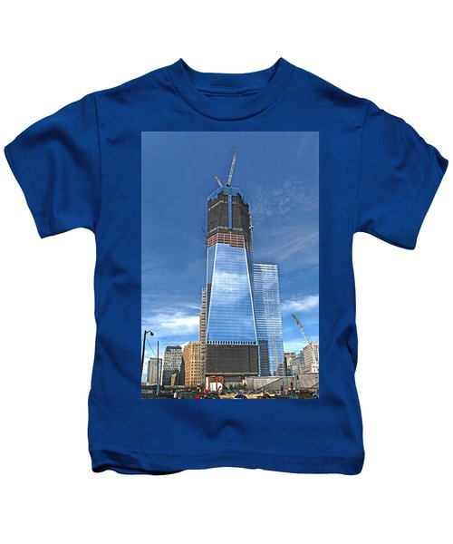 One World Trade Kids T-Shirt