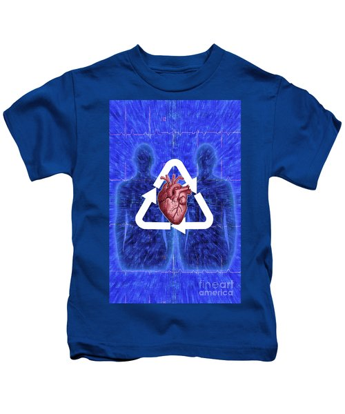 Organ Donation Kids T-Shirt