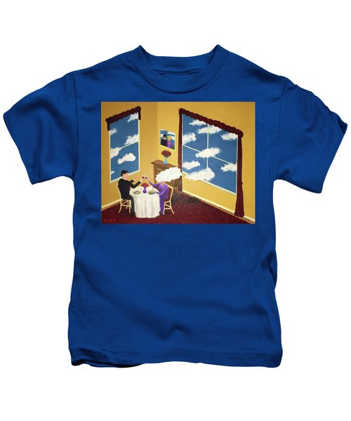 Outside In Kids T-Shirt