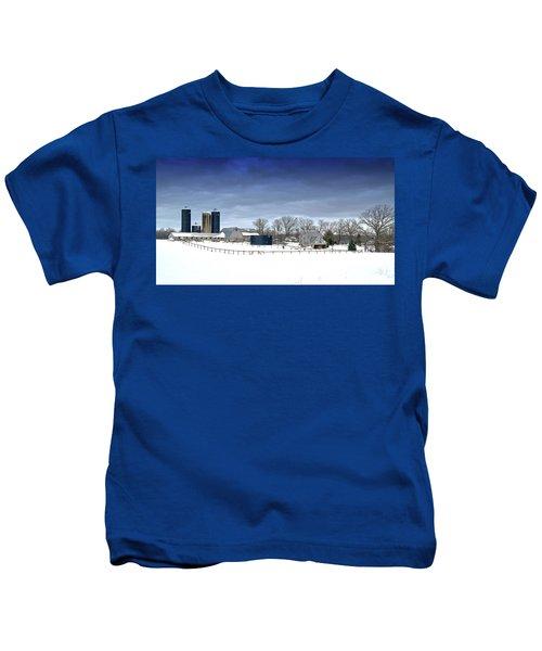 Pa Farm Kids T-Shirt