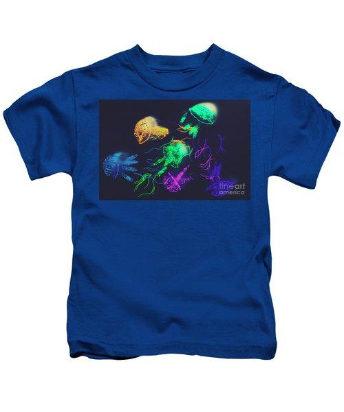 Pacific Pop-art Kids T-Shirt