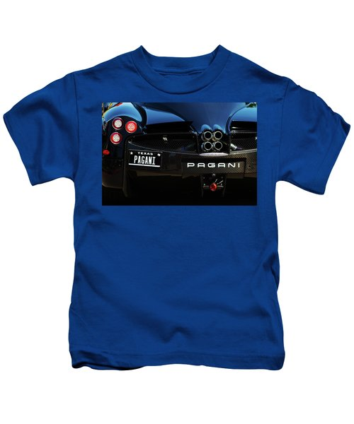 Pagani Texas Kids T-Shirt