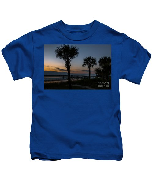 Palmetto Sky Kids T-Shirt
