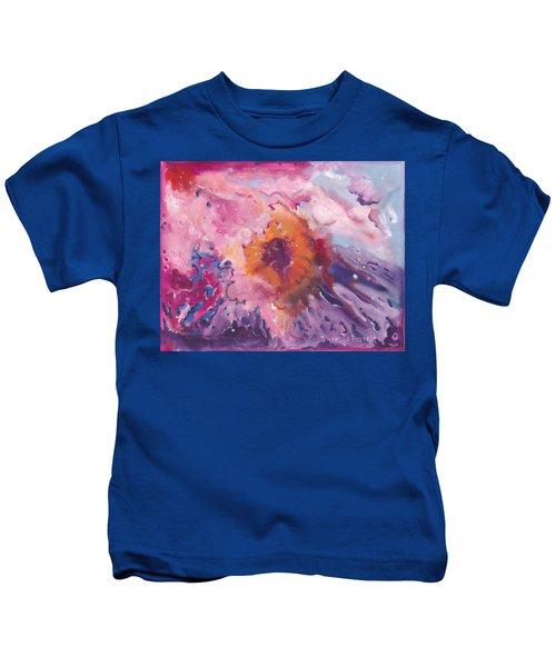 Papa's Passion Kids T-Shirt