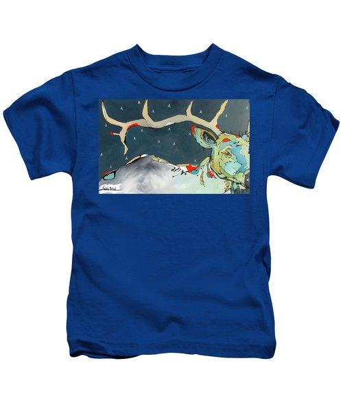 Passing In The Night Kids T-Shirt
