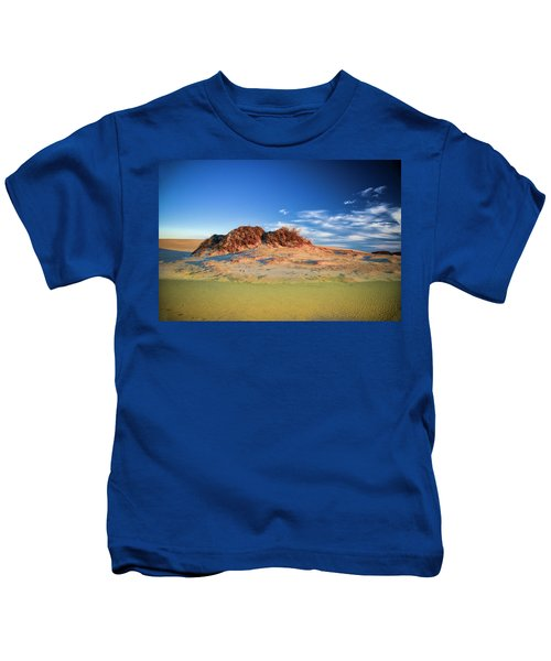 Peaks Of Jockey's Ridge Kids T-Shirt