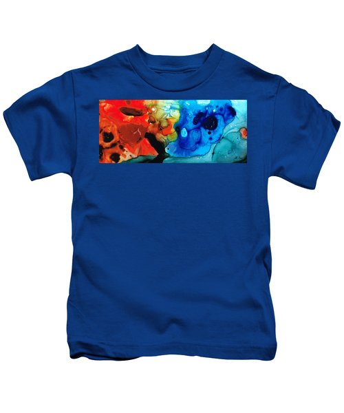 Perfect Whole And Complete By Sharon Cummings Kids T-Shirt