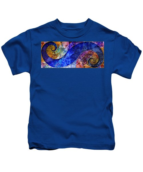 Permanent Waves Kids T-Shirt