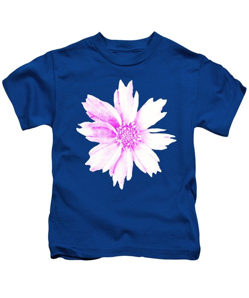 Pink Bloom Kids T-Shirt