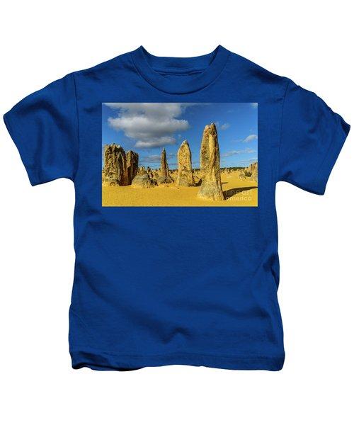 Pinnacles 6 Kids T-Shirt