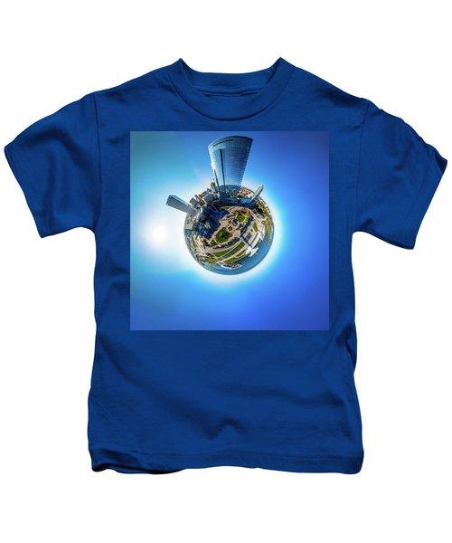 Planet Milwaukee Kids T-Shirt