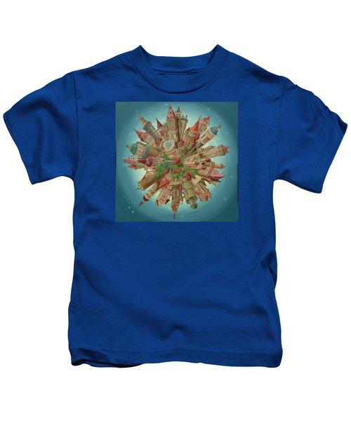 Planetoid Kids T-Shirt
