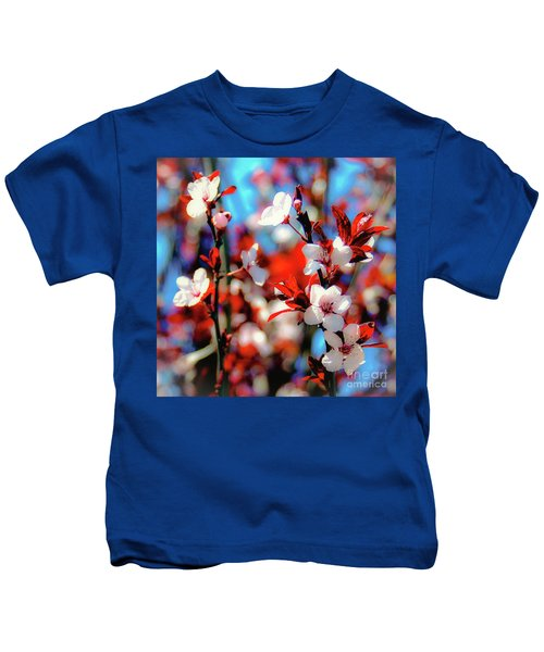 Plants And Flowers Kids T-Shirt