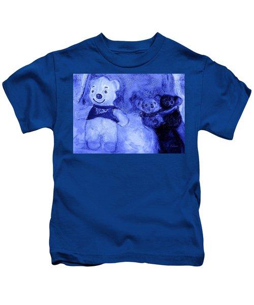 Pooh Bear And Friends Kids T-Shirt