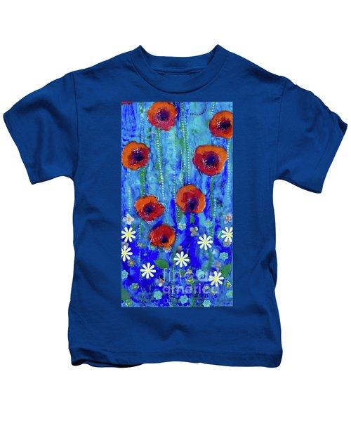 Poppy Dance Kids T-Shirt