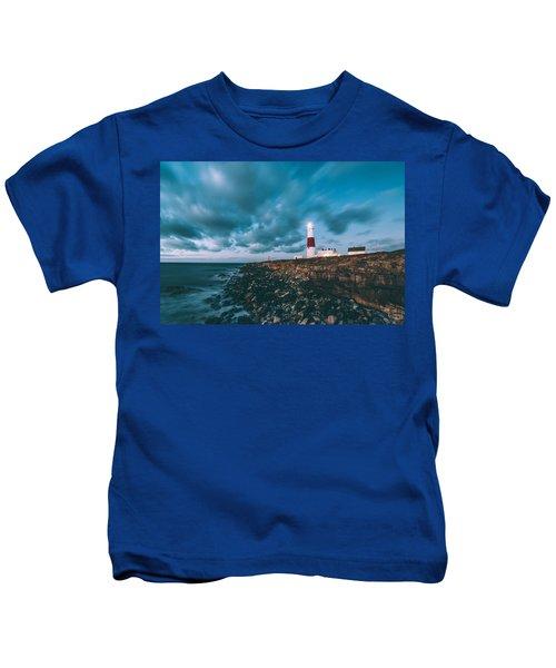 Portland Bill Dorset Kids T-Shirt